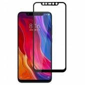 Противоударное защитное стекло Full Screen Cover 0.3mm черное Xiaomi Pocophone F1