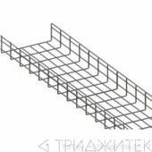 Лоток проволочный 100х150мм, Ф3.8мм, оцинкованный, 3 метра