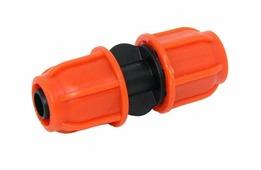 Соединитель для шланга капельного полива 9х12мм RIG5126