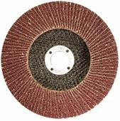 Круг лепестковый торцевой Matrix, P 60, 115 х 22,2 мм
