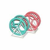 Колесо Вака для грызунов с подставкой, диаметр 14см