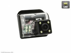 Камера заднего вида AVEL AVS112CPR (#044) для MAZDA СХ-5/СХ-7/СХ-9/MAZDA 3 HATCH/MAZDA 6