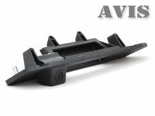 AVEL CCD штатная камера заднего вида AVIS AVS321CPR (#130) для MERCEDES ML W166 (2011-...), интегрированная с ручкой багажника