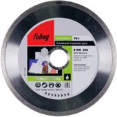 Алмазный диск FZ-I_ диам. 200/30-25.4 Fubag 58221-6