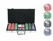Набор для покера NUTS на 300 фишек n300 Partida