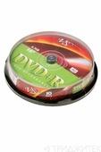 Записываемый компакт-диск VS DVD+R 4.7Gb 16x CB/10, 1 штука