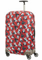 Чехол для чемодана средний Samsonite 47C*001 Travel Accessories Luggage Cover M *00 Mickey/Minnie Red