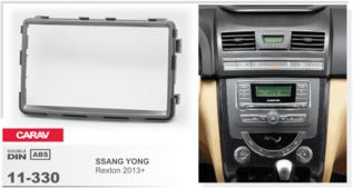 CARAV 11-330 - SSANG YONG Rexton 2013+