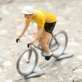 Peloton Фигурка велосипедиста Лидер