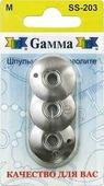 """""""Gamma"""" Шпульки для фриволите SS-203 3 шт."""