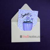 All Write Открытка почтовая Sweet love dot, A6