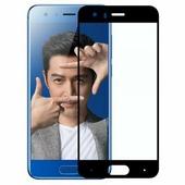 для Huawei Honor 9 Защитное стекло Ainy Full Screen Cover 2,5D 0,33 мм черное