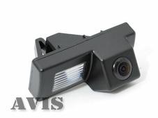 AVEL CCD штатная камера заднего вида AVIS AVS321CPR (#094) для TOYOTA LAND CRUISER 100/ LAND CRUISER 200 (2012-...)/ LAND CRUISER PRADO 120 (в комплектации