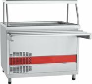 Холодильный прилавок ABAT ПВВ(Н)-70КМ-02-НШ ПВВ(Н)-70КМ-02-НШ нерж.