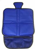 Накидка под детское кресло Auto Premium, 77368, синий, 75 х 47 см