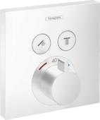 Термостат Hansgrohe ShowerSelect, 2 потребителя, CM, 15763700