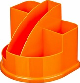 Attache Подставка для канцелярских принадлежностей Fantasy цвет оранжевый