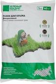 Семена Зеленый Квадрат Декоративный газон для Крыма, 1 кг