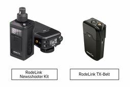 RodeLink Newsshooter Kit + RodeLink TX-Belt
