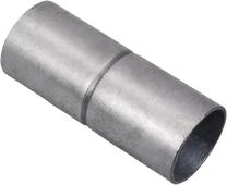 IEK Муфта безрезьбовая алюминиевая диаметр 25мм (CTA11-M-AL-NN-025) 50 шт. в уп.