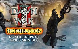 Sega Warhammer 40,000 : Dawn of War II - Retribution - Death Korps of Krieg Skin DLC (SEGA_2634)
