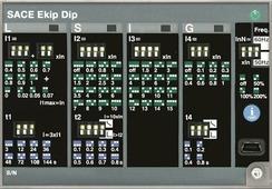 Расцепитель защиты Ekip Dip LSI E1.2..E6.2 ABB, 1SDA074195R1