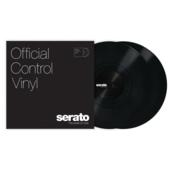 "Serato 12"" Control Vinyl Performance Series (пара) - Black"