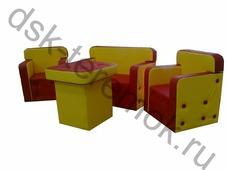 Детская игровая мебель «Комфорт»