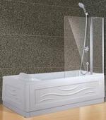 Шторка на ванну Esbano ES-1412 120x140
