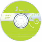Диск CD-RW 700Mb Smart Track 4-12x Cake Box (50шт)