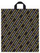 Пакет полиэтиленовый с петлевой ручкой 47,5*43см (55мкм) Камни. В упаковке 50 шт.