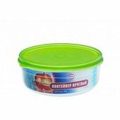 Бутербродница круглая elf-094 0,5 л