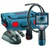 Bosch GIC 120 C Professional (0.601.241.201), Аккумуляторная смотровая камера (эндоскоп), L-Boxx