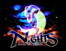 Sega NiGHTS Into Dreams (SEGA_1485)