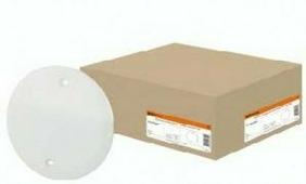 TDM крышка универсальная D86мм белый SQ1402-0005