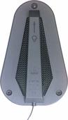 AKG C547BL микрофон граничного слоя конденсаторный гиперкардиоидный в противоударном корпусе, разъём XLR, с адаптером фантомного питания 9-52В, частотный диапазон 30-18000Гц, чувствительность 8,5мВ/Па, эквивалентный уровень шума 22Дб-А, сигнал/шум 72дБ-А,