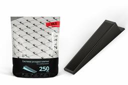 Клин DLS (СВП), 250 шт/уп. Система выравнивания плитки.
