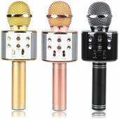 Микрофон-караоке многофункциональный WS-858