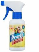 MR. FRESH Средство Mr Fresh Ликвидатор запаха для клеток и дезинфекция 200мл спрей