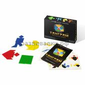 Головоломка Нескучные игры Танграм