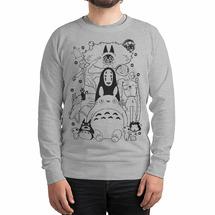 Свитшот Dream Shirts Студия Гибли