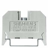 Клеммник для установки на DIN-рейку 2,5мм.кв. (красный) Siemens, 8WA10111BF21