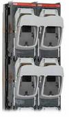 Аксессуары к выключателям нагрузки/рубильникам ABB ZLBM23 набор для объединения 1Р ABB, 1SEP621008R0001