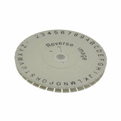 Сменное колесо для принтера Dymo M1011 {W004365}