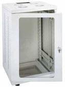 """EUROMET EU/R-36 HT 01514 Рэковый """"hi-tech"""" шкаф, 36U, с дверью из оргстекла и задней стенкой, стал"""