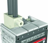 1SDA0 23394 R1 Выводы силовые для стационарного выключателя FC CuAl 3x185mm2 T6 800-S6 800 (комплект из 4шт.) ABB, 1SDA023394R1