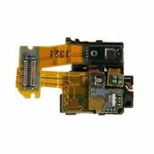 шлейф с аудиоразъемом и датчиком приближения для Sony для Xperia Z C6603 С6603