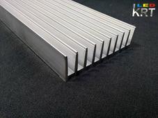 Радиаторный алюминиевый профиль 92х26мм