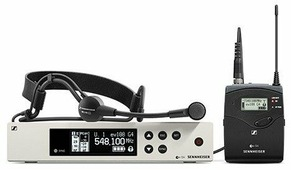 Sennheiser EW 100 G4-ME3-A беспроводная радиосистема