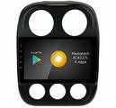 Штатная магнитола Roximo S10 RS-2203 для Jeep Compas (Android 9.0)